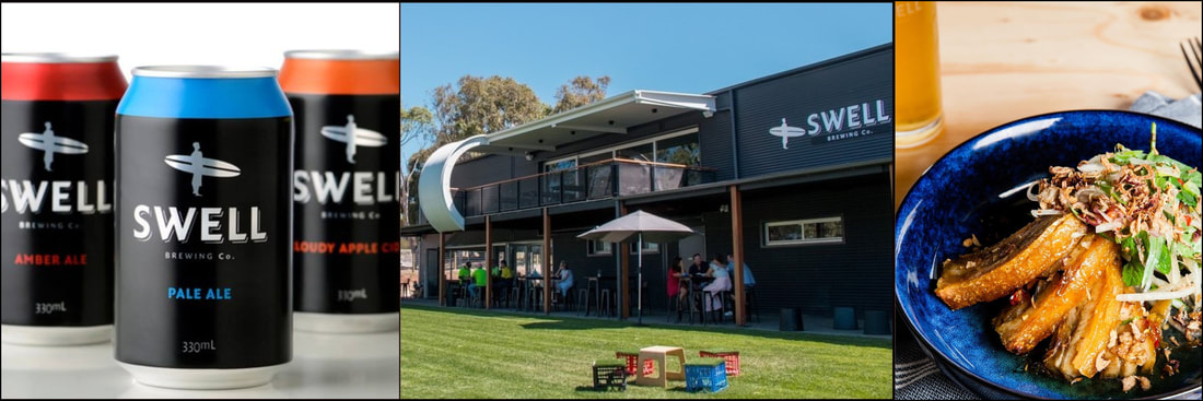 Swell Brewery - McLaren Vale