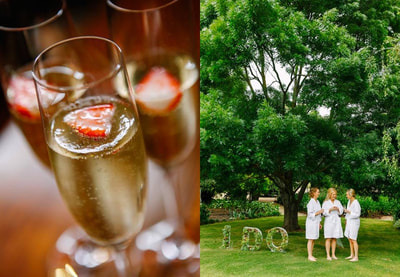 Get reday for your wedding in McLaren Vale at Mulberry Lodge at
